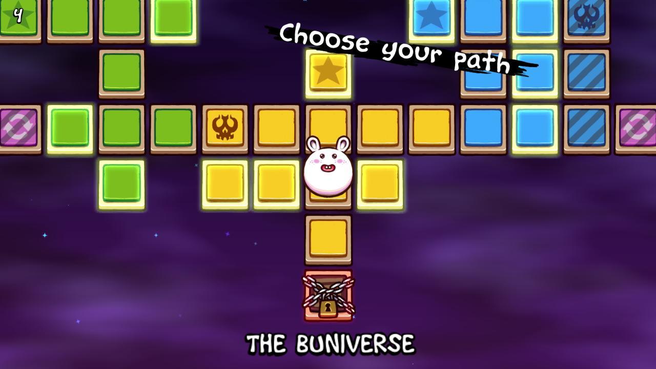 Bunibon 2 - screenshot