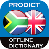 Afrikaans - English dictionary