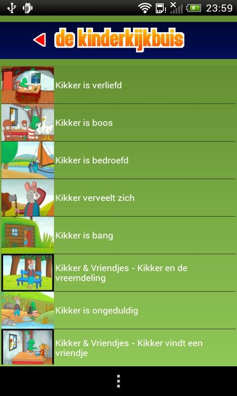 de Kinderkijkbuis - screenshot