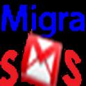 SMS Migrator logo