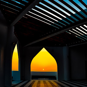 Sunrise  by Nabeel Madarati - Buildings & Architecture Other Interior (  )
