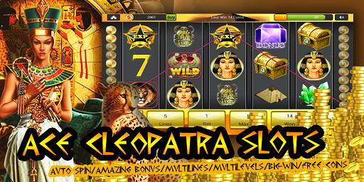 Ace Cleopatra Slots Casino