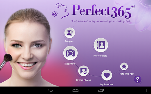 Perfect365: One-Tap Makeover Screenshot 20