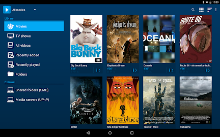 Archos Video Player Screenshot 6