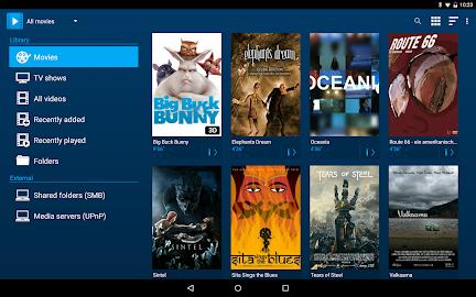 Archos Video Player Screenshot 2