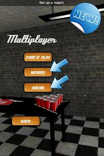 Beer Pong (Gen 1)- screenshot thumbnail