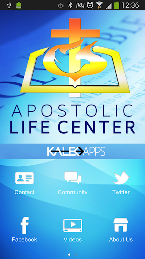Apostolic Life Center Church