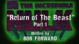 The Incredible Hulk (1996) - THE RETURN OF THE BEAST (PART 1)