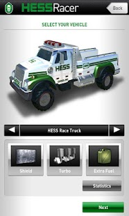 Hess Racer - screenshot thumbnail