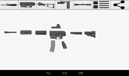 Weapon Builder 5 screenshots 16
