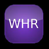 WHR - Waist To Hip Ratio
