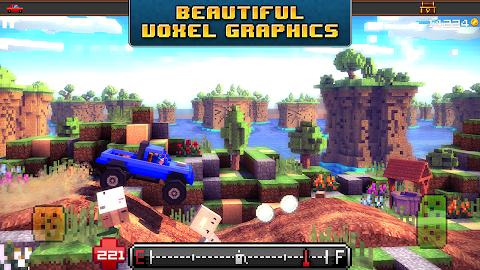 Blocky Roads Screenshot 22