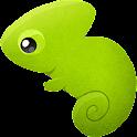 Baby Chameleon logo