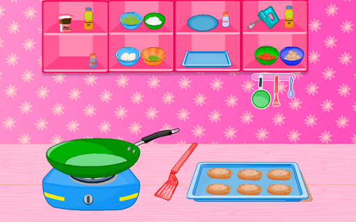 Mini Fish Cakes Cooking Game 8.0.1 screenshots 8