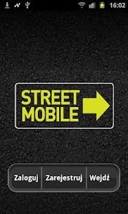 StreetMobile – miniaturka zrzutu ekranu