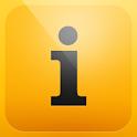 Inforoute 974 logo