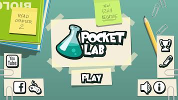 Screenshot of Pocket Lab