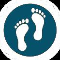 Schrittzähler icon