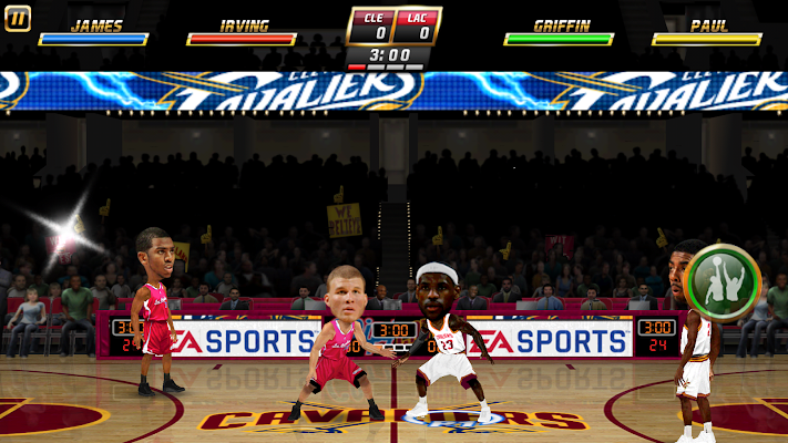 NBA JAM by EA SPORTS™ Screenshot Image