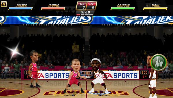 NBA JAM by EA SPORTS™- screenshot thumbnail