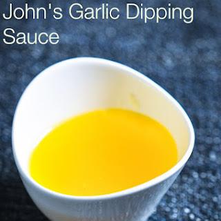 Papa John's Garlic Dipping Sauce
