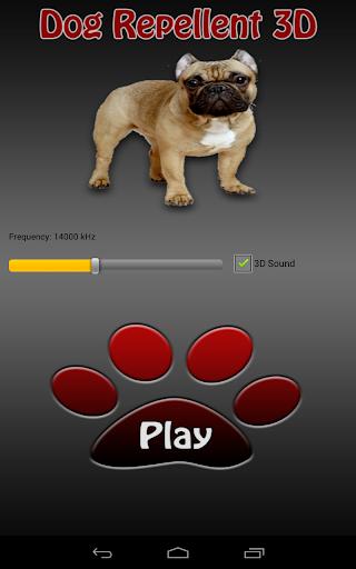 Dog Repellent - 3D Sound