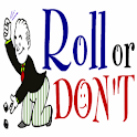Roll Or Don't For Two logo