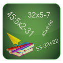 Brain Math Game 2014 icon