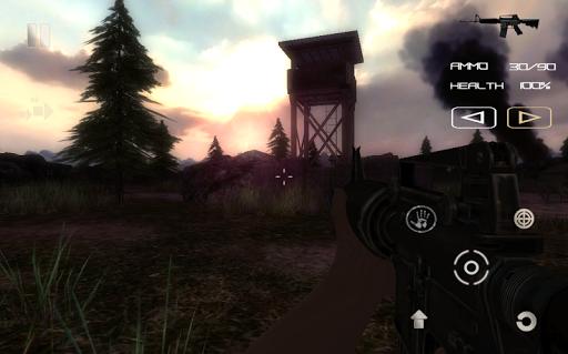 ���� Dead Bunker 4 v1.1.4 [No Damage] ������� ���������
