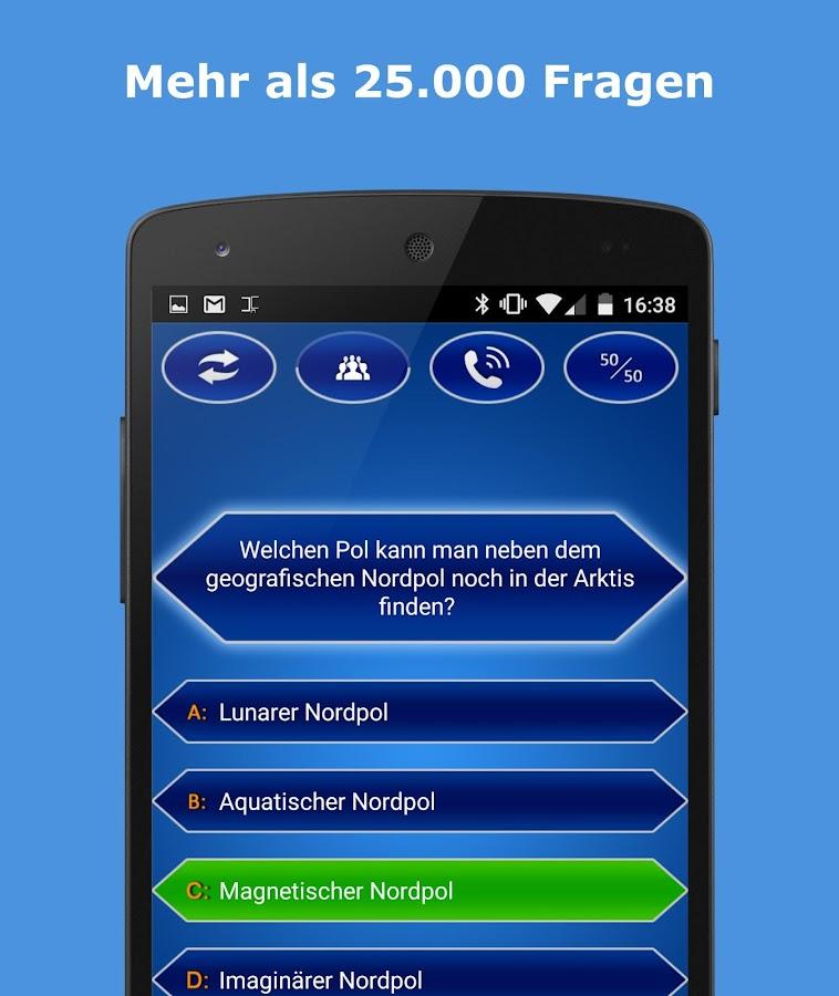 million r quiz deutsch android apps on google play. Black Bedroom Furniture Sets. Home Design Ideas