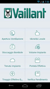 Suite Vaillant Installatori - screenshot thumbnail