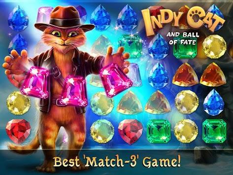 Indy Cat Match 3