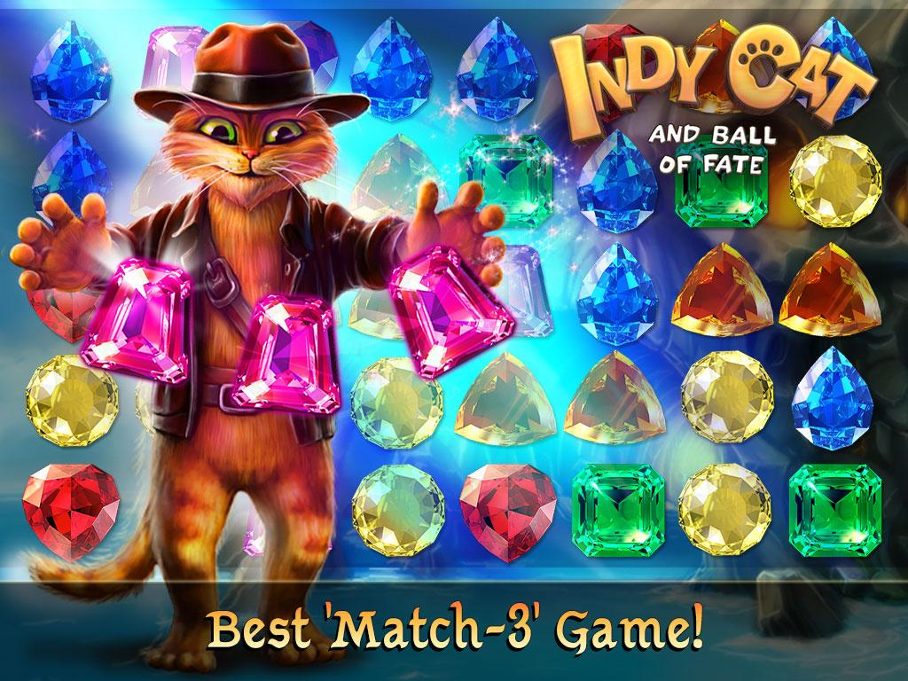 play match 3