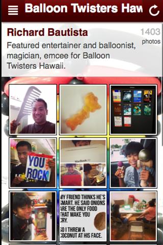 Balloon Twisters Hawaii