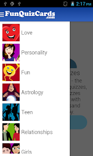 Fun Personality Quizzes- screenshot thumbnail