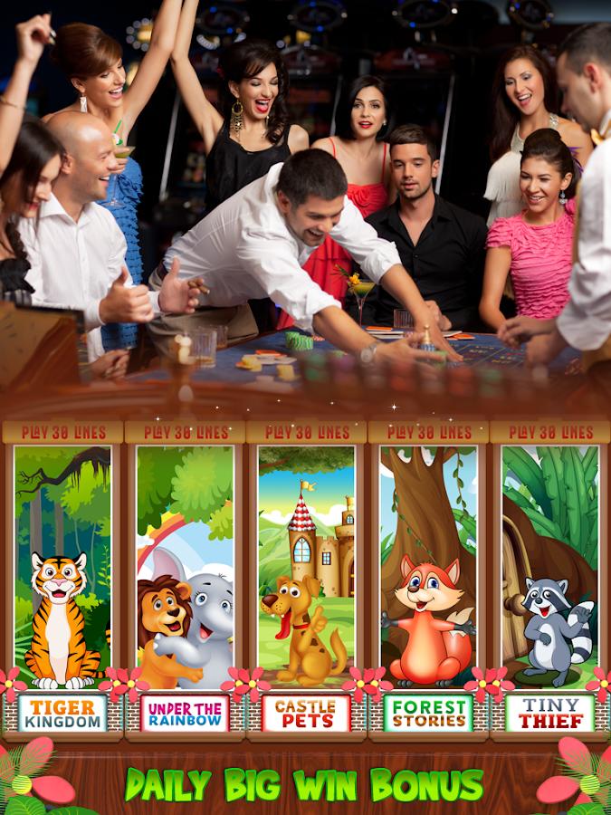 jungle slot machine free