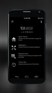 Black Tags - Icon Pack v1.06