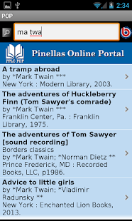 Pinellas Online Portal- screenshot thumbnail