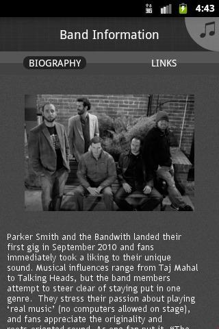 Parker Smith and the Bandwith - screenshot