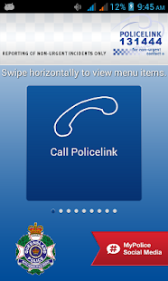 Policelink (Queensland) - screenshot thumbnail