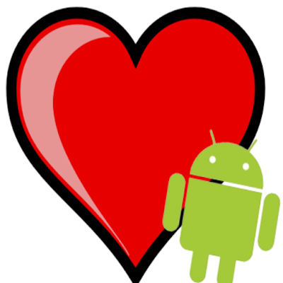Heart Android L Holo Icon pack