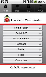 Catholic Westminster - screenshot thumbnail