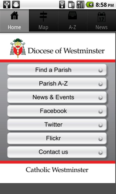 Catholic Westminster - screenshot
