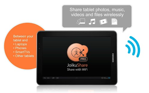 WiFi File Share PRO- screenshot thumbnail
