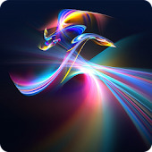 Amazing Neon Live Wallpaper 3D