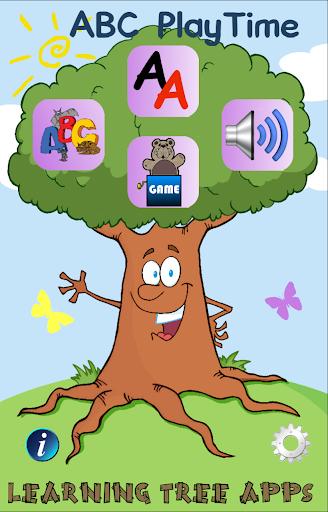 Toddler Alphabet Games ABC's