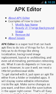 APK Editor Pro 8