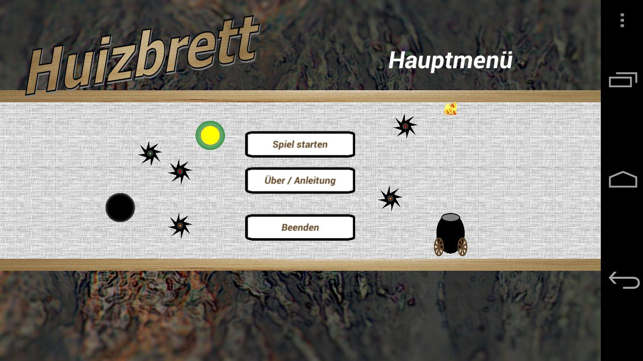 Huizbrett - the game - screenshot