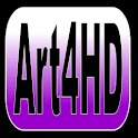 Art4HD logo
