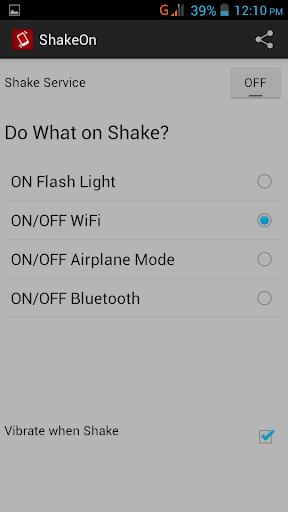 ShakeOn Pro